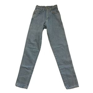 Vintage NUOVO High Rise  Denim Size 3  22 inches